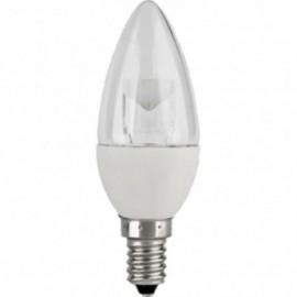 Λαμπτήρας E14 Κερί Διάφανο