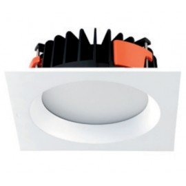DOWNLIGHT SMD 195mm*195mm 23W FROSTED